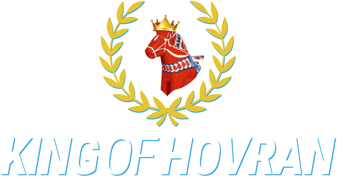 King of Hovran 2018 logo